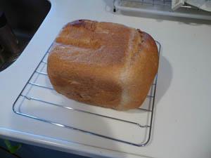 パナソニック ホームベーカリー あら熱をとる お米パン