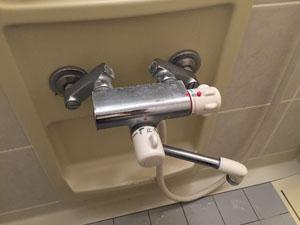 浴室 水栓 交換 Diy
